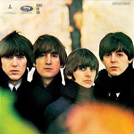 LP - The Beatles – Beatles For Sale - 1988 -  ST