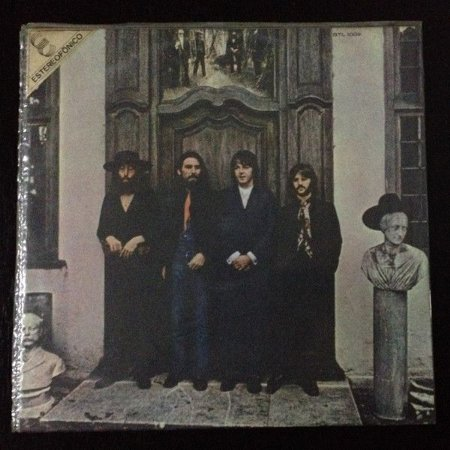 LP - The Beatles – Hey Jude - 1970 -  ST