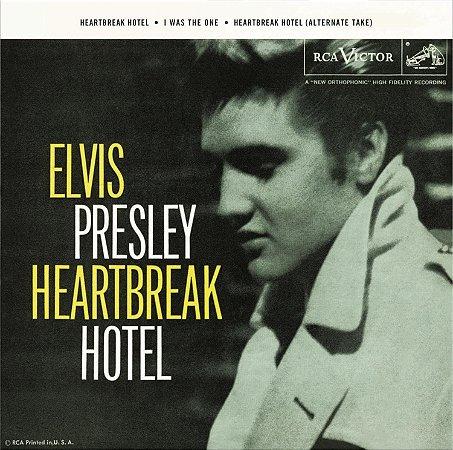 CD - Elvis Presley – Heartbreak Hotel - IMP.