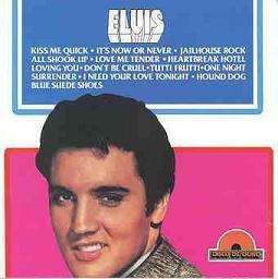 CD - Elvis Presley - Elvis - Disco De Ouro