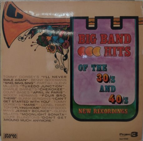 LP - Enoch Light & The Light Brigade – Big Band Hits Of The 30's & 40's