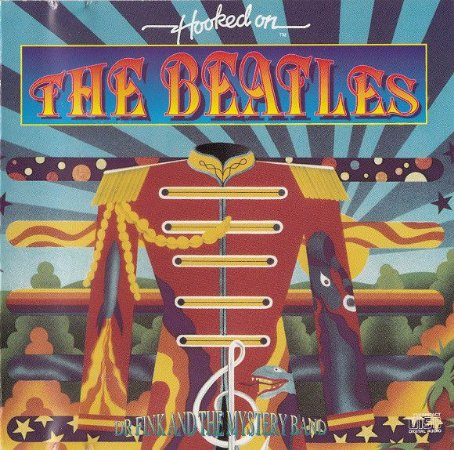 CD - Dr. Fink And The Mystery Band – Hooked On The Beatles