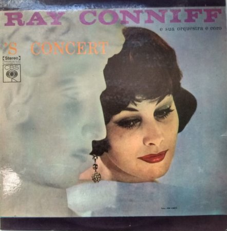 LP - Ray Conniff – 'S Concert (Concert In Rhythm)