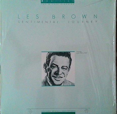 LP - Les Brown – Sentimental Journey
