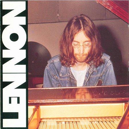 CD -  John Lennon – Lennon (BOX - 4 CDS) - IMP