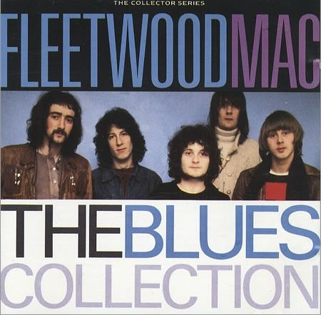 CD - Fleetwood Mac – The Blues Collection - IMP - ENGLAND