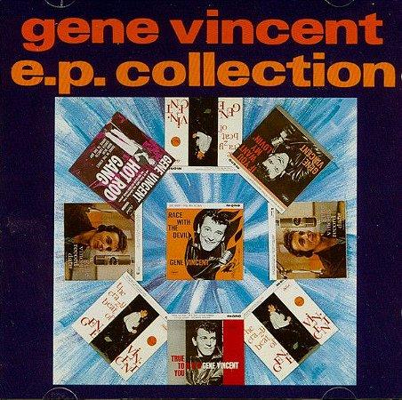 CD - Gene Vincent – E.P. Collection - IMP