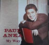 CD - Paul Anka ‎– My Way - IMP
