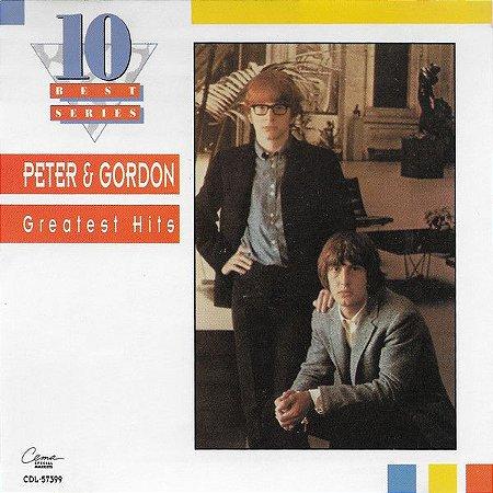 CD - Peter & Gordon – Greatest Hits - IMP