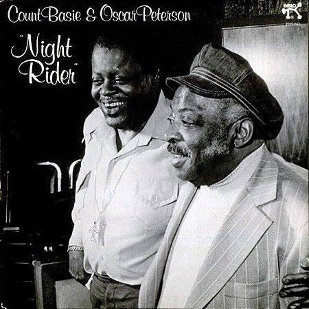 "LP - Count Basie & Oscar Peterson – ""Night Rider"""
