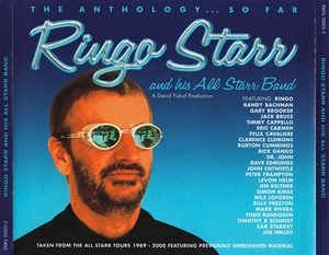 CD - Ringo Starr And His All Starr Band ‎– The Anthology... So Far (Cd Triplo) - IMP