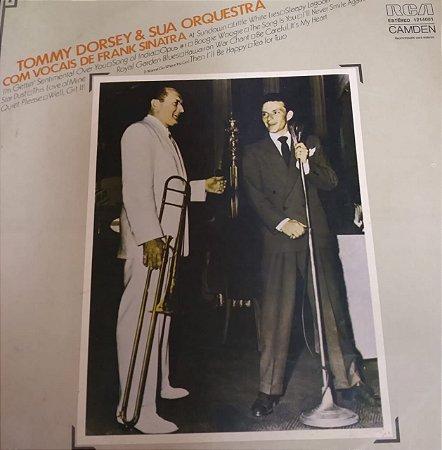 LP - Tommy Dorsey & Sua Orquestra Com Vocais de Franks Sinatra