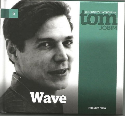 CD - Tom Jobim ‎– Wave