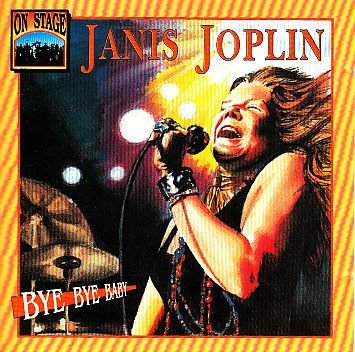 CD -  Janis Joplin – Bye, Bye Baby - IMP