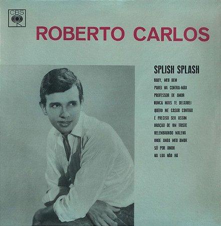 CD - Roberto Carlos – Splish Splash