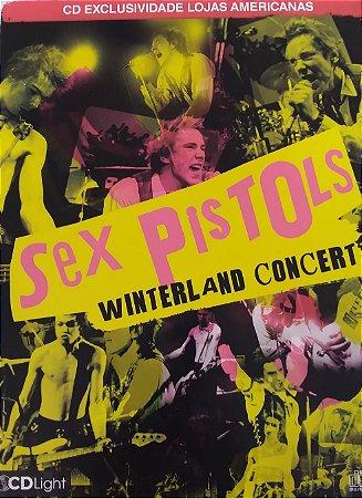 CD - Sex Pistols – Winterland Concert (Digipack)