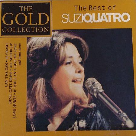 CD - Suzi Quatro – The Best Of Suzi Quatro