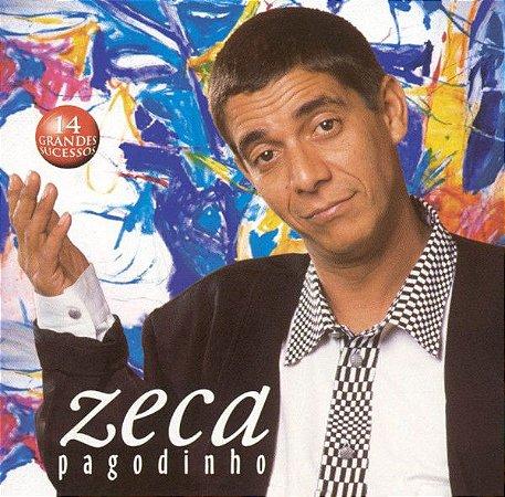 CD - Zeca Pagodinho – 14 Grandes Sucessos