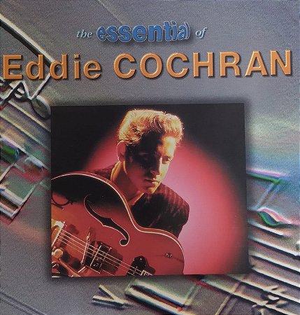 CD - Eddie Cochran – The Essential Of -