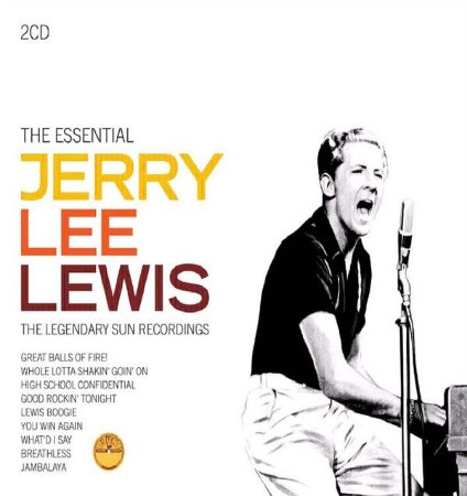 CD - Jerry Lee Lewis – The Essential Jerry Lee Lewis The Legendary Sun Recordings (CD DUPLO)  - IMP