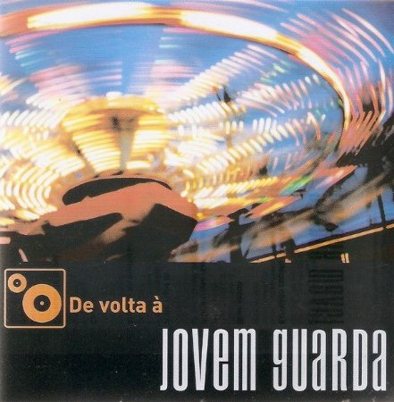 CD - De Volta À Jovem Guarda (Vários Artistas)