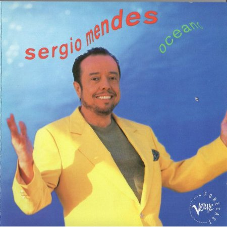 CD - Sergio Mendes – Oceano