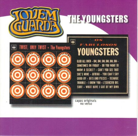 CD - The Youngsters  – The Youngsters ( cd duplo )