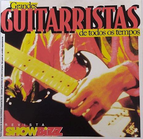 CD - Grandes Guitarras de Todos os Tempos (Revista Show Bizz) (Vários Artistas)