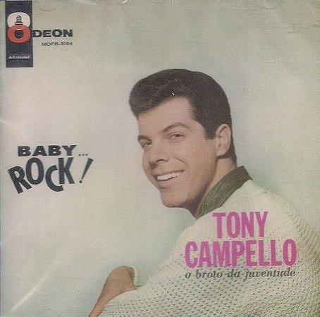 Tony Campello – Baby... Rock!