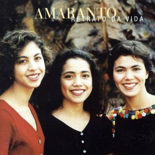 cd - Amaranto - Retrato da Vida