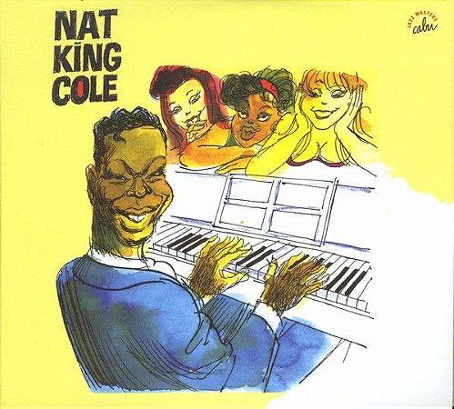 CD - Nat King Cole – Une Anthologie 1949/1955 (DUPLO)