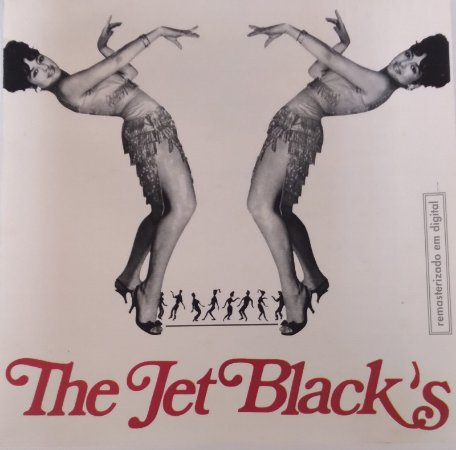 CD - The Jet Blacks – The Jet Black's