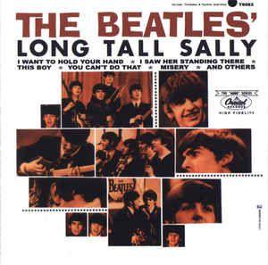 CD - The Beatles – Long Tall Sally