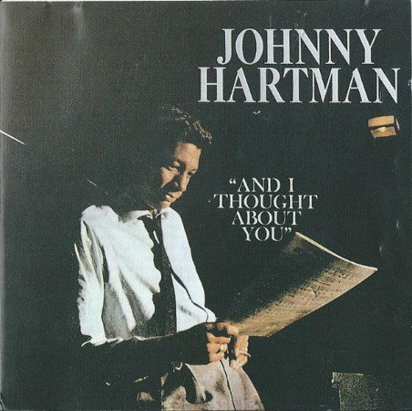 CD - Johnny Hartman – And I Thought About You (Importado)