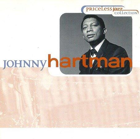 CD - Johnny Hartman – Priceless Jazz Collection - Importado