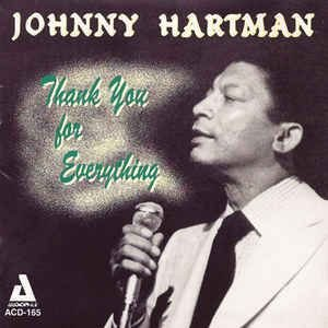 CD - Johnny Hartman – Thank You For Everything (Importado)
