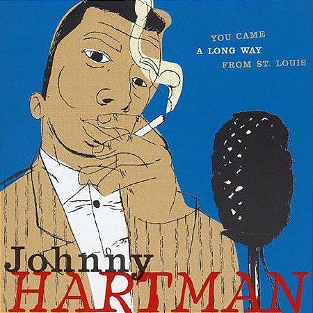 CD - Johnny Hartman – You Came A Long Way From St. Louis - Importado