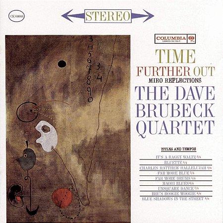 CD - The Dave Brubeck Quartet – Time Further Out (Importado)