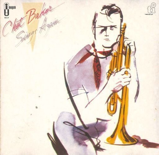 CD - Chet Baker – Sings Again (Nacional)