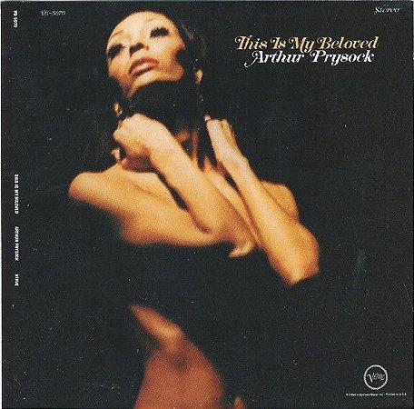 CD - Arthur Prysock – This Is My Beloved (Importado)