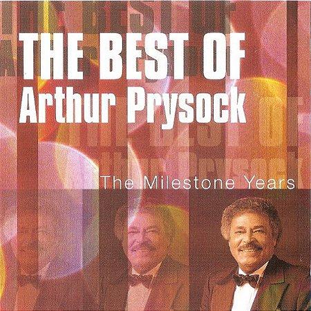 CD - Arthur Prysock – The Best Of Arthur Prysock: The Milestone Years (Importado)
