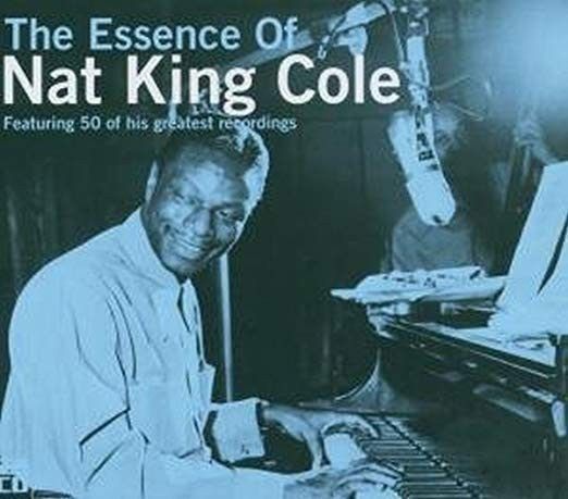 CD - Nat King Cole – The Essence Of Nat King Cole (Importado)