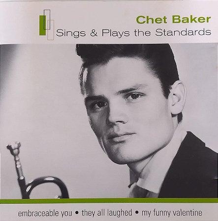 CD - Chet Baker - Sing & Plays The Standards (Nacional)