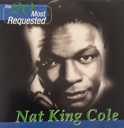 CD - Nat King Cole - The 20 Most Requested (Importado - Austrália)