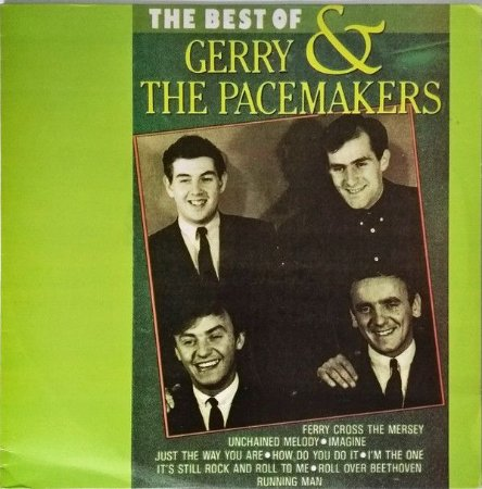 LP - Gerry & The Pacemakers – Gerry And The Pacemakers