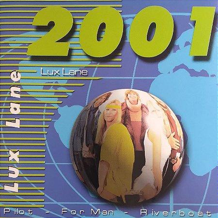 CD - 2001 - Lux Lane (Vários Artistas)
