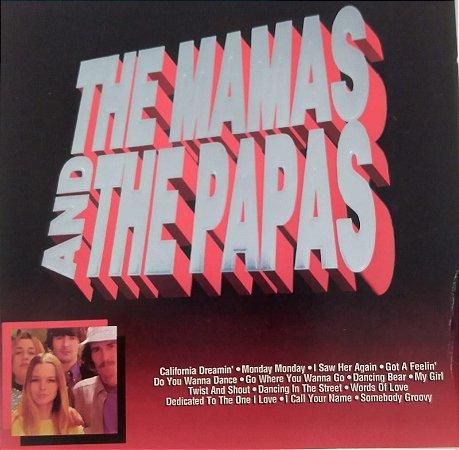 CD - The Mamas & The Papas – The Mamas & The Papas (Nacional)