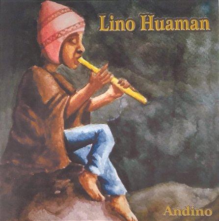 CD - Lino Huaman - Música Andina (Nacional)
