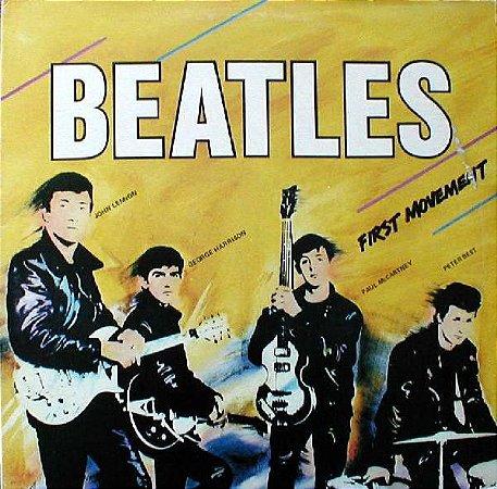 CD - The Beatles – First Movement (Importado - México)