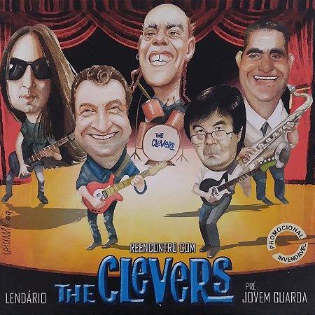 CD - Reencontro com Lendário Thé Clevers - Pré Jovem Guarda (Digipack)